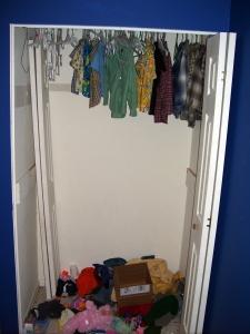 Boys' Closet