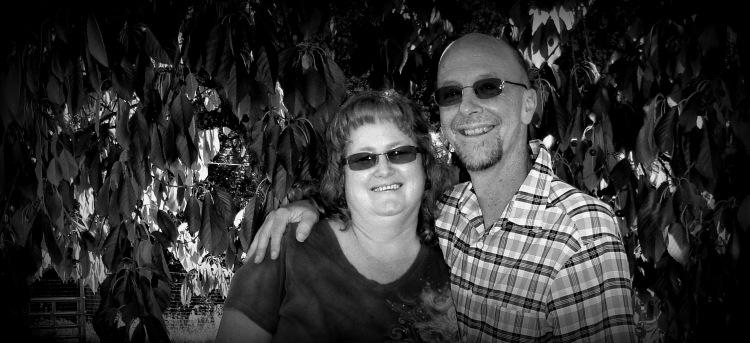 My beautiful parents.