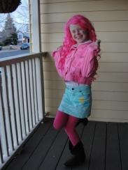 Pinkie Pie (Equestria Girl version)